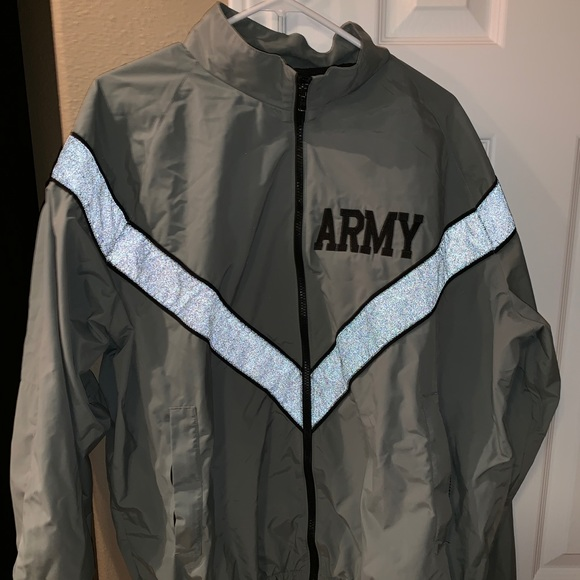 Vintage Other - Army Jacket Warm